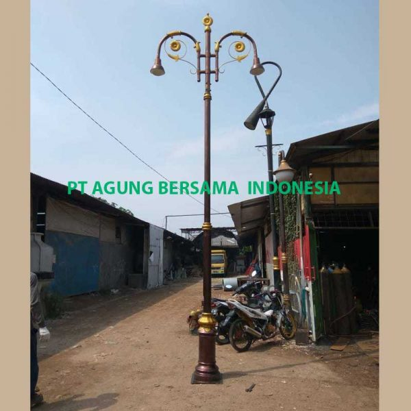 Harga Lampu PJU Dekoratif