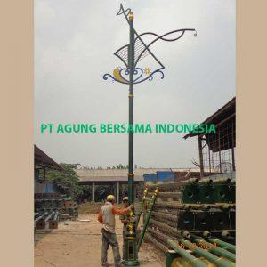 Harga Lampu PJU Dekoratif Murah