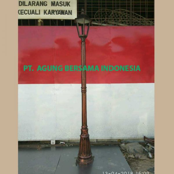 Supplier Tiang Lampu Taman