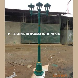 Harga Tiang Lampu Taman Minimalis
