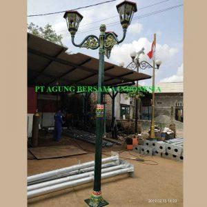 Supplier Tiang Lampu Jalan