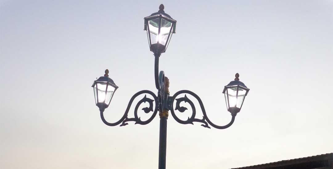 menelusuri sejarah lampu penerangan
