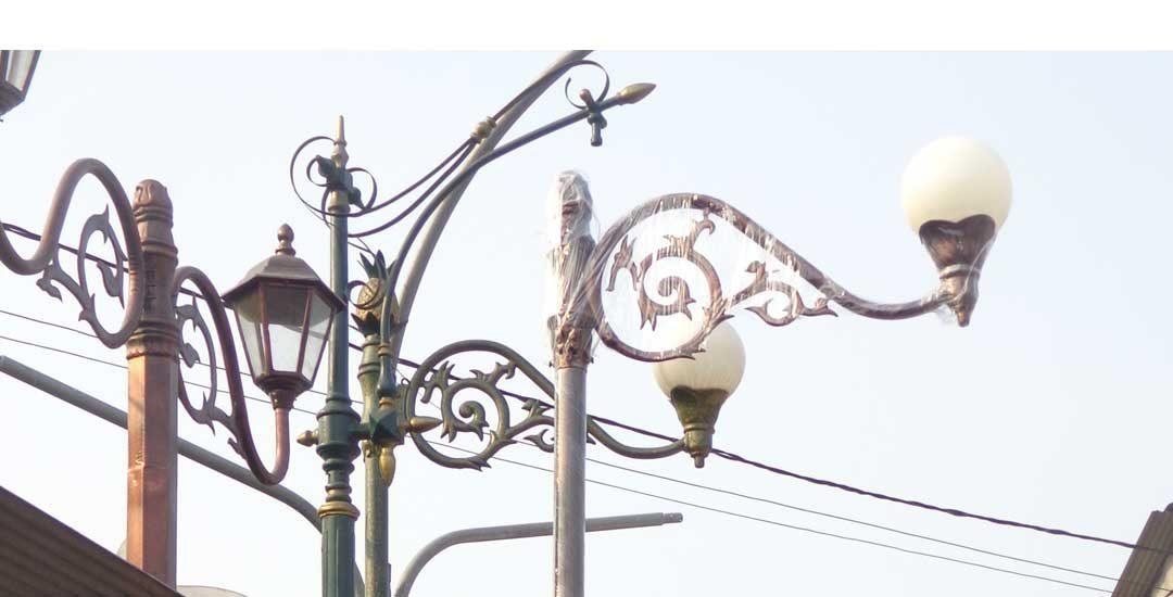 Manfaat Tiang Lampu Jalan