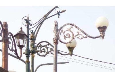 Tiang Lampu Jalan Depan Rumah
