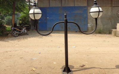 Tiang Lampu Taman Minimalis