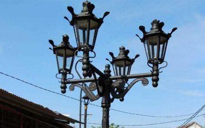 Perkembangan lampu yang Mendunia