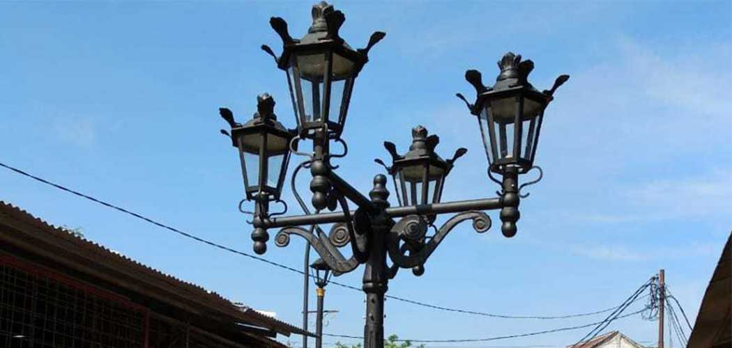 Sejarah lampu yang Mendunia