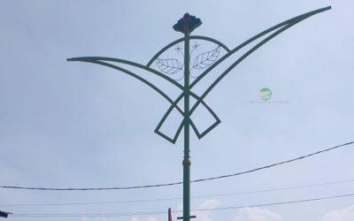 Harga Tiang Lampu 7 Meter